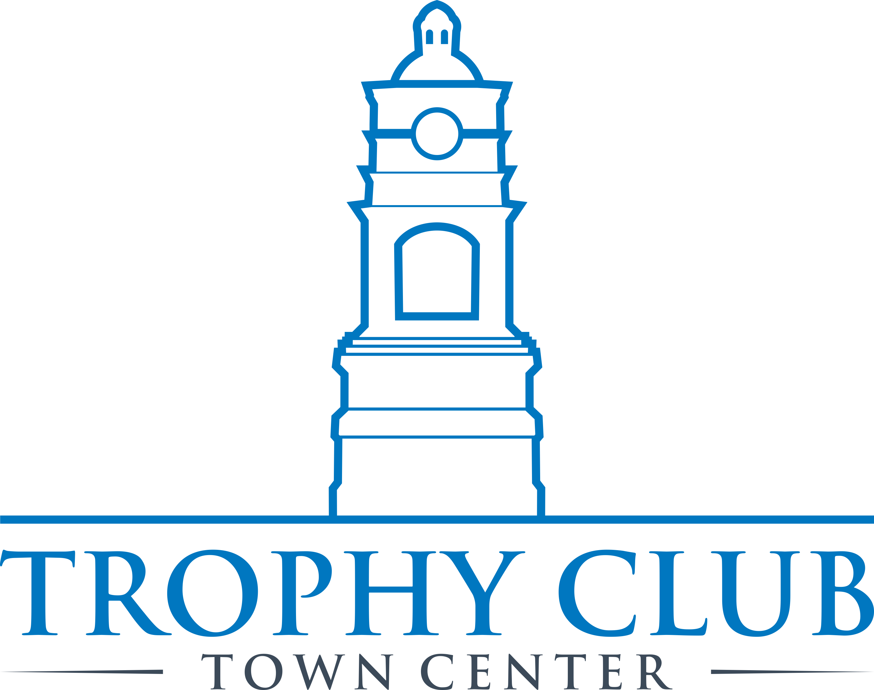 Trophy Club Town Center